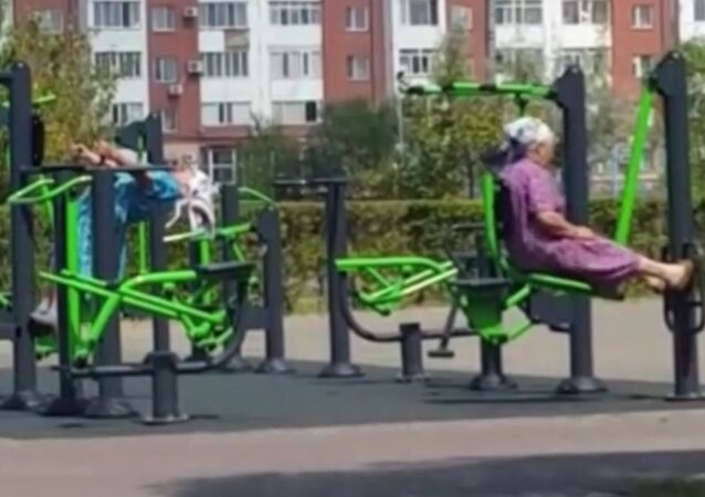 Fitness Grannies