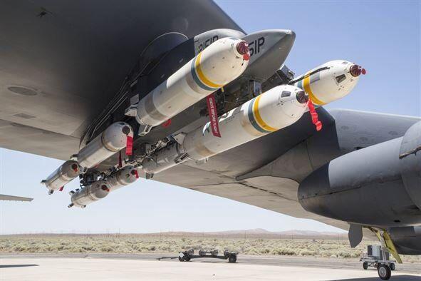 B-52 Leaflet Bombs