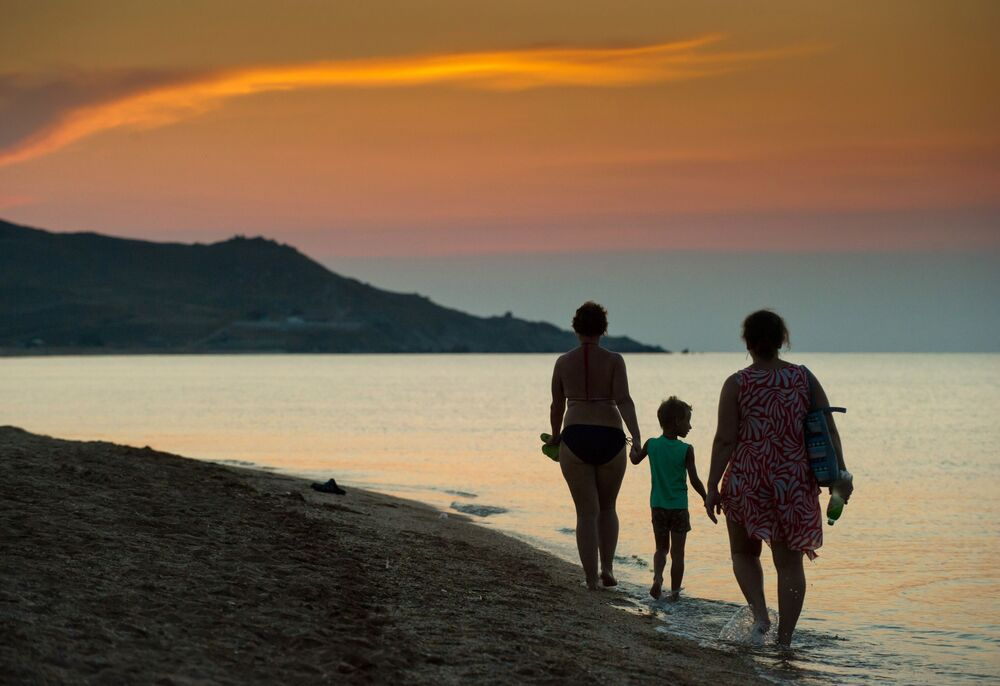 Relax Like a Russian: Beautiful Seaside Resorts Across the Country