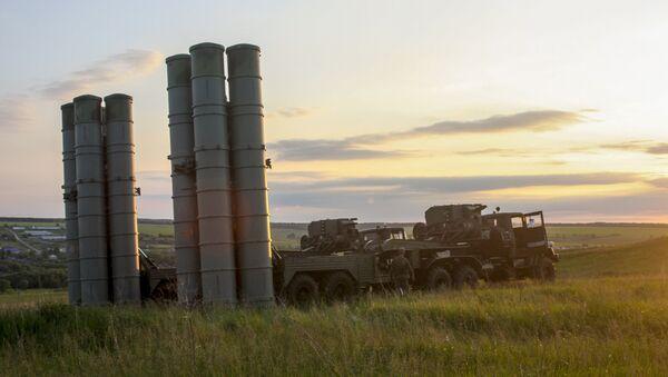 S-300 Favorite surface-to-air missile systems. (File) - Sputnik International
