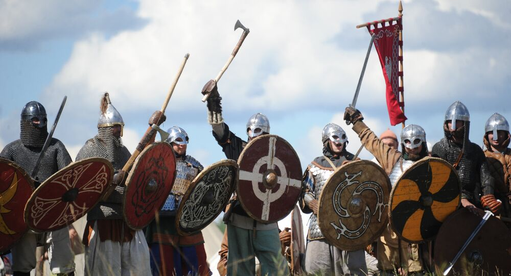 BVikings, historical reconstruction