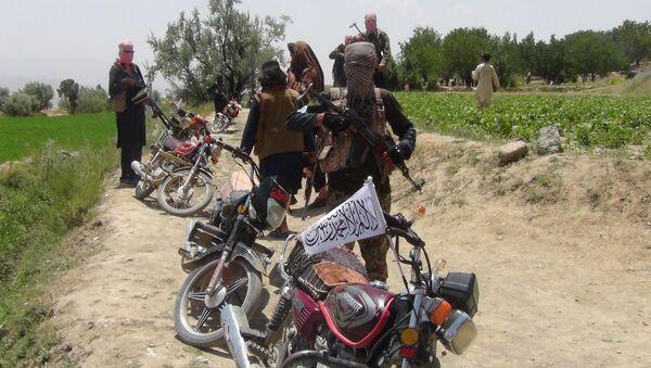 Taliban fighters - Sputnik International