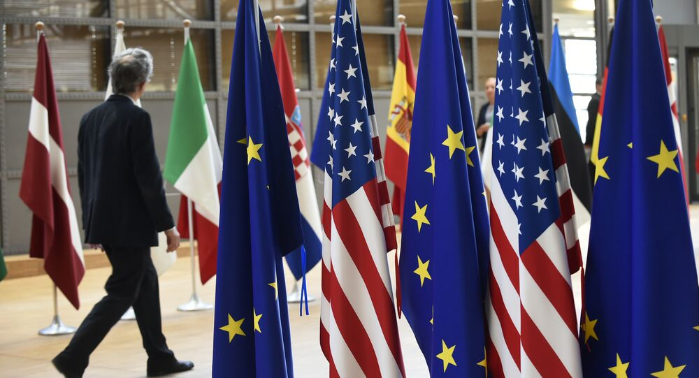 USA targets $3.1 billion of EU, UK imports for new tariffs