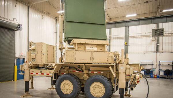 Air and missile defense radar demonstrator - Sputnik International