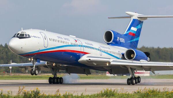 Tupolev Tu-154M-Lk-1 - Sputnik International