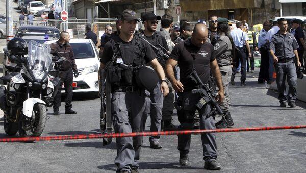 Israeli police. (File) - Sputnik International
