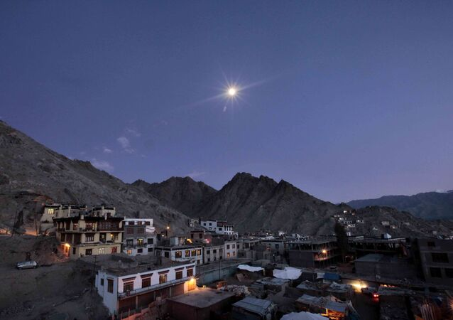A general view of Leh, Ladakh, India. (File)