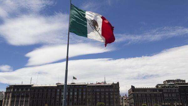 Mexico flag - Sputnik International