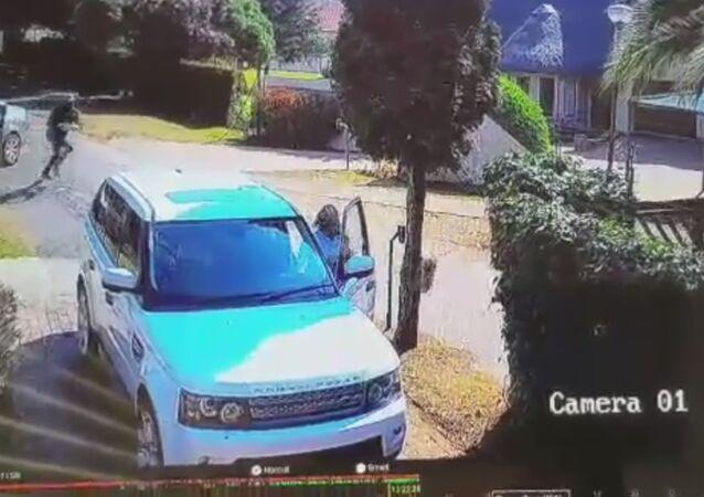 Hijack attempt in Johannesburg