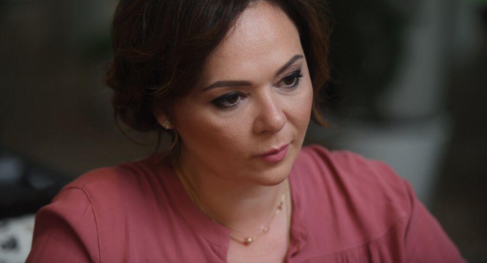 Lawyer Natalya Veselnitskaya