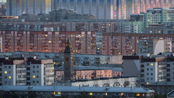 Russian Cities. Surgut - Sputnik International