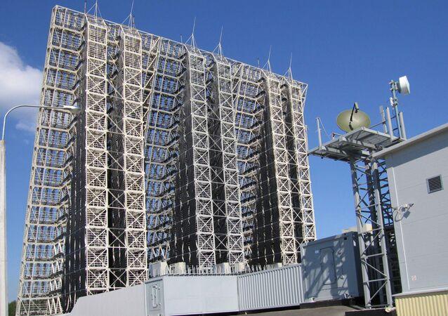 VHF radar Voronezh. (File)