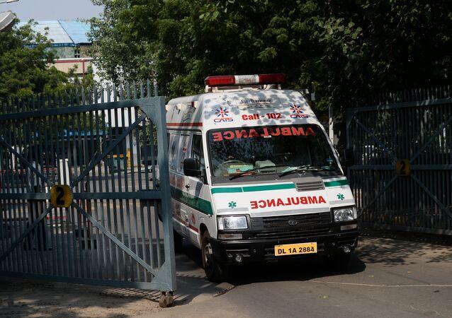 India Ambulance