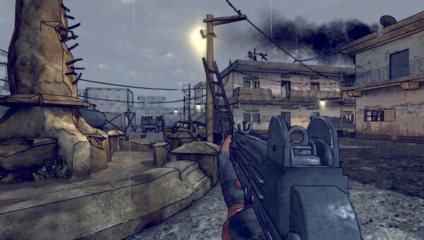 Fighting in Aden Gulf - Sputnik International