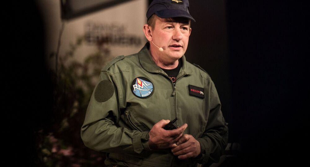 Peter Madsen. File photo