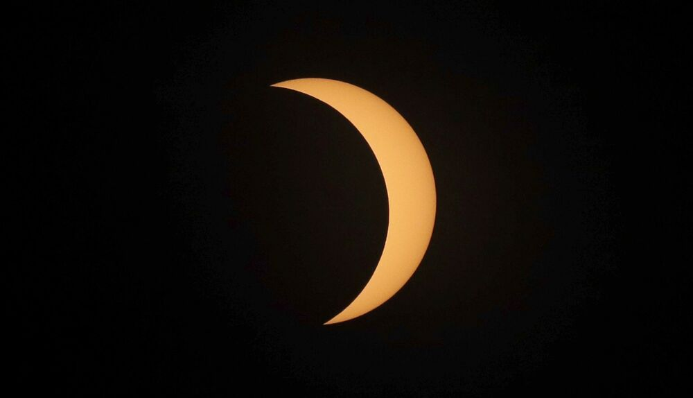 The Day When the Sun Disappeared: Solar Eclipse Worldwide Furor