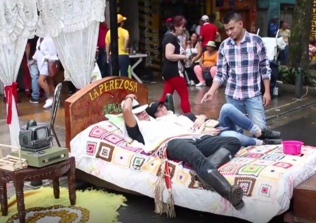 Colombia Celebrates World Day of Laziness