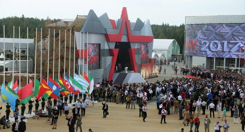 The Army 2017 International Military-Technical Forum, Moscow Region