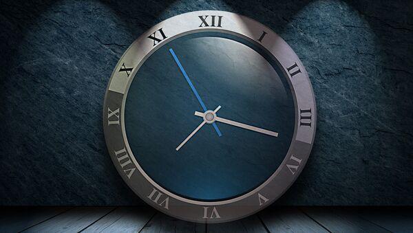 Clock - Sputnik International