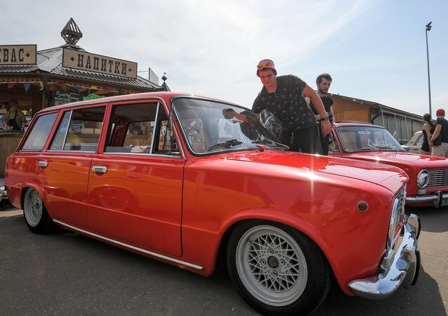 Second Russian nationwide Zhiguli car festival, Zhi-Fest