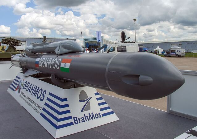 Aviation modification of BrahMos missile