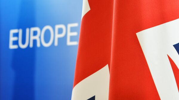 EU summit in Brussels - Sputnik International