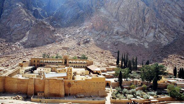 Egypt St. Catherine Monastery - Sputnik International