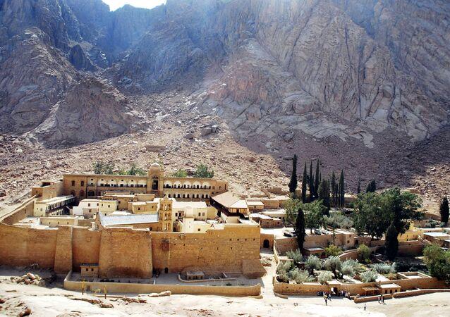 Egypt St. Catherine Monastery