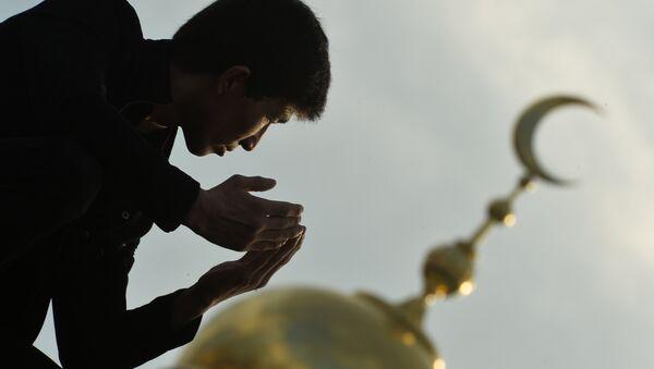 Muslims celebrate the holiday of Eid al-Adha. (File) - Sputnik International