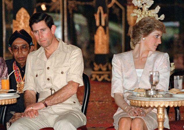 Prince and Princess of Wales in Indonesia, 1989