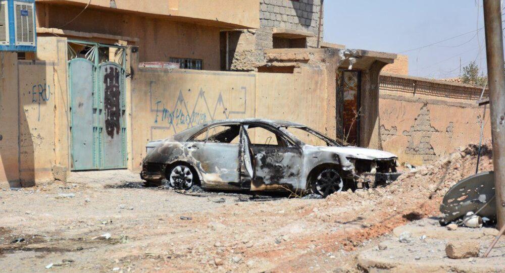 The streets of Tal Afar