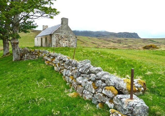 Farmhouse in Britain