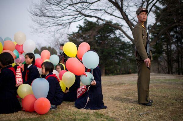Far Eastern Enigma: Sights and People of the North Korean Capital - Sputnik International