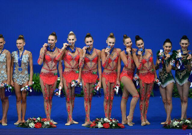 35th Rhythmic Gymnastics World Championships