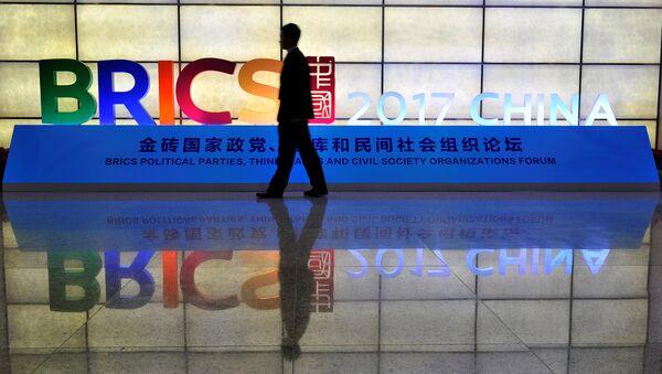 BRICS in China - Sputnik International