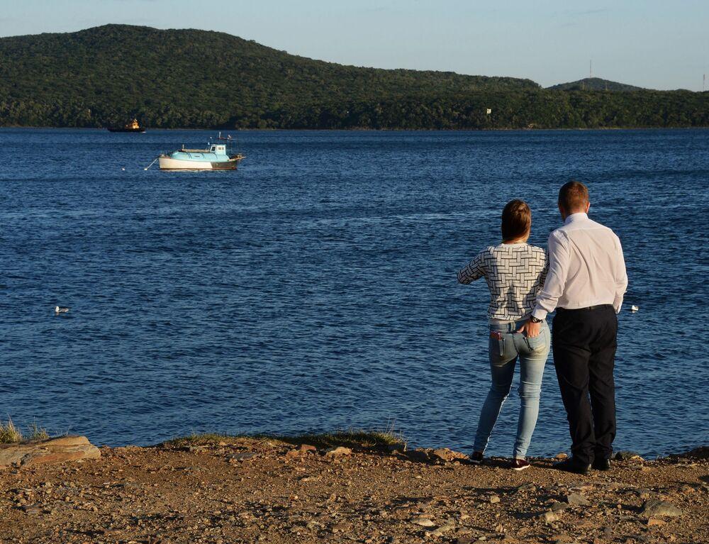 Russia's Vladivostok: Pacific Fleet Port and Maritime Resort on Border With N Korea