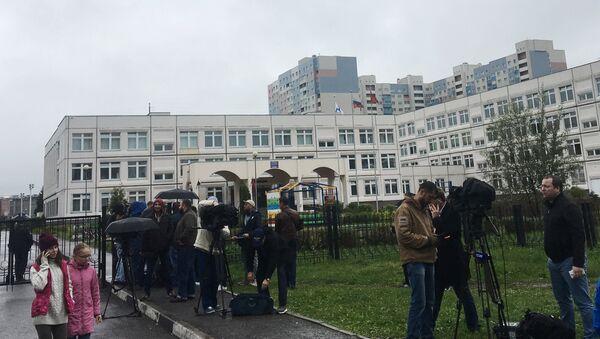 Teenager made shooting in Ivanteyevka school - Sputnik International