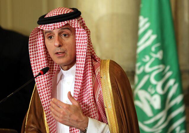 Saudi Foreign Minister Adel al-Jubeir