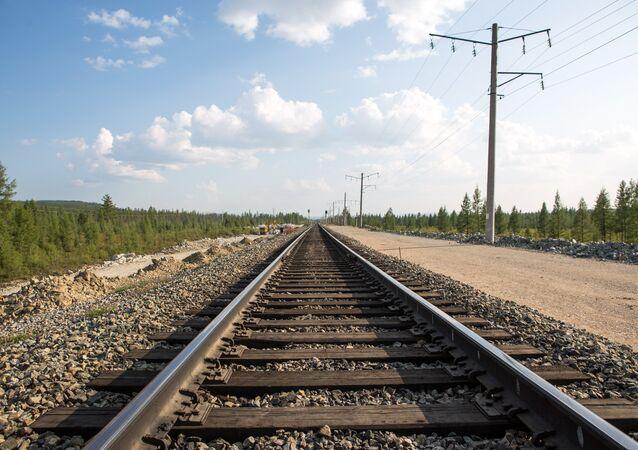Railway. (File)