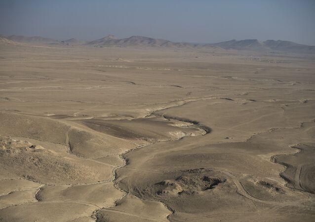 Desert. (File)