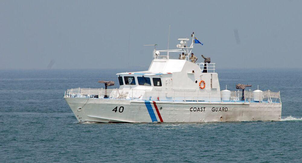Sri Lanka Coast Guard