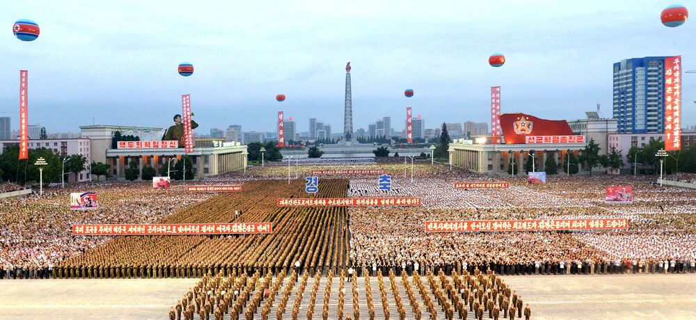 H-Bomb 'Extravaganza': North Korea Solemnly Celebrates Its Biggest Nuke Test