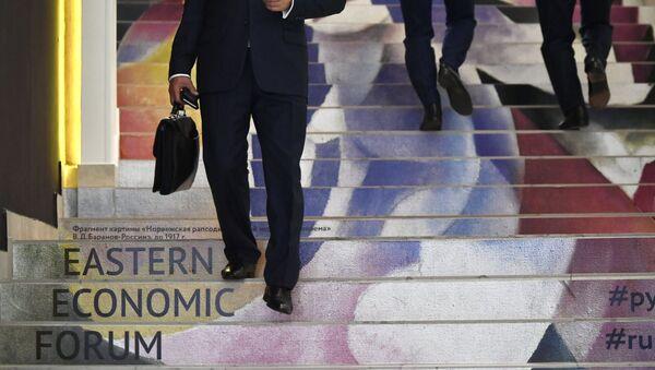 The Eastern Economic Forum in Vladivostok - Sputnik International