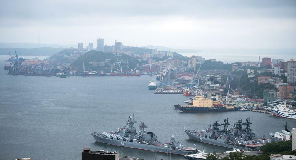 Port of Vladivostok