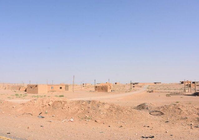 City of Deir el-Zour, Syria