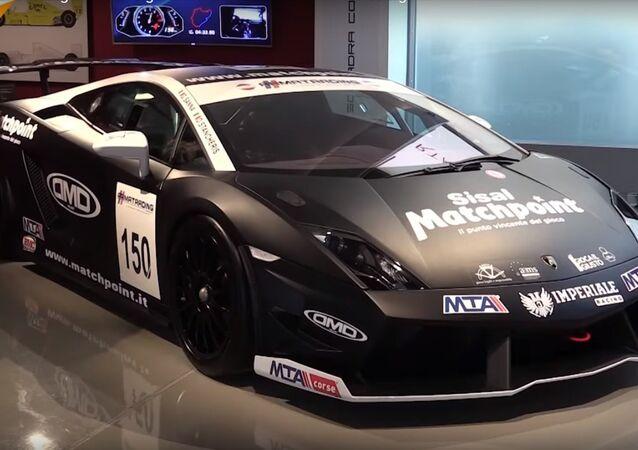 Lamborghini: The Legend of Design Show Kicks Off In Saint Petersburg
