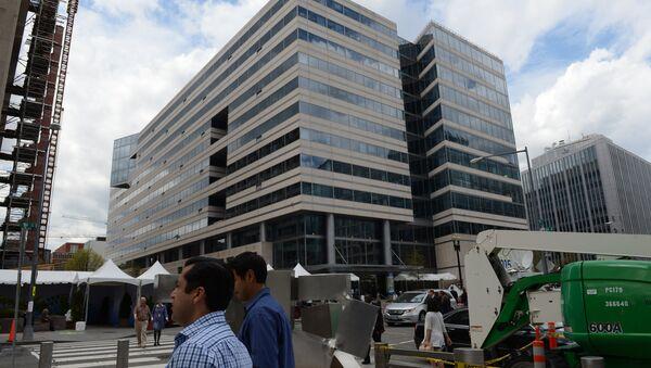The International Monetary Fund in Washington, D.C. - Sputnik International