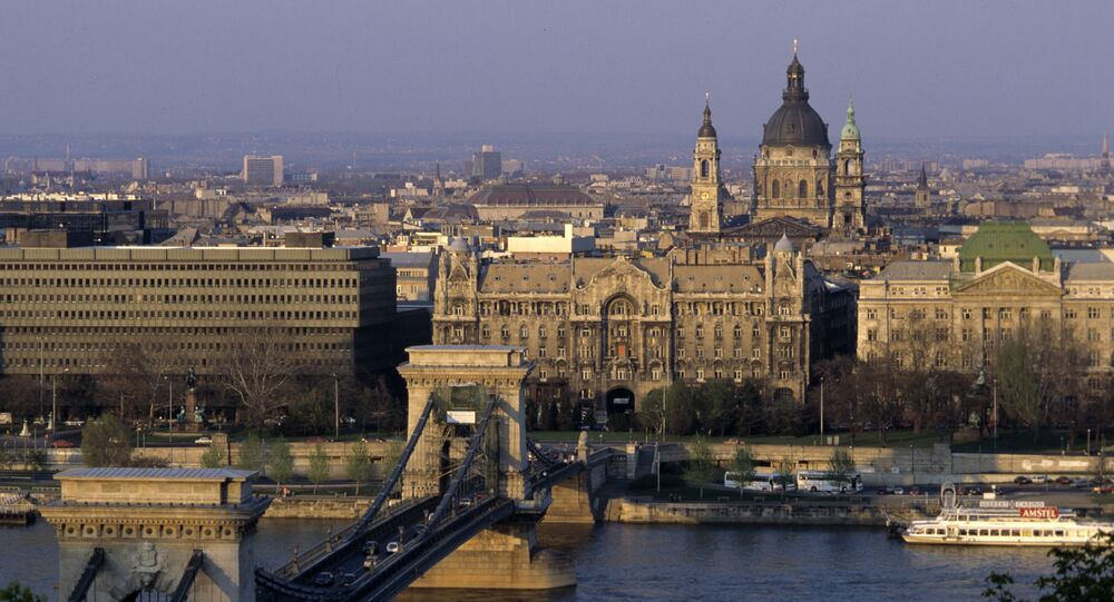 View of Budapest. (File)