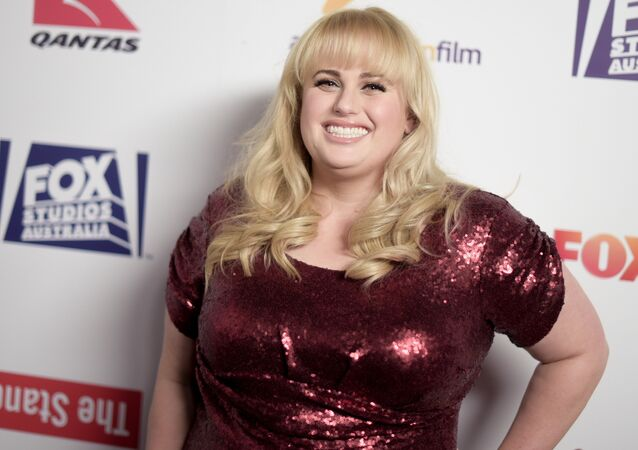Rebel Wilson attends the 5th Annual Australians in Film Awards held at NeueHouse Hollywood on Wednesday, Oct. 19, 2016, in Los Angeles.