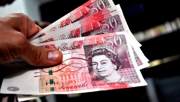 British pounds - Sputnik International
